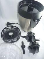 Bartscher Elektrische Zitruspresse CS1 B150146