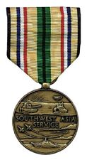 United States Southwest Asia Service Medal (Gulf War) - NM - Lordship Industries