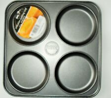 RSW  4 CUP SHALLOW YORKSHIRE PUDDING TRAY NON-STICK