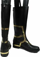 Cosplay Boots Shoes for Fate GO FGO Fate Grand Order Caster Merlin Ambrosius