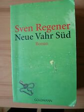 Neue Vahr Süd von Sven Regener Roman als Taschenbuch