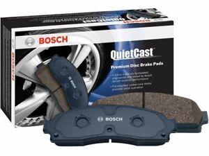 For 2003-2006 Mercedes S430 Brake Pad Set Rear Bosch 67536SJ 2004 2005