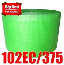 375mm x 115m Biodegradable Bubblewrap Bubble Wrap Roll Eco Friendly Green