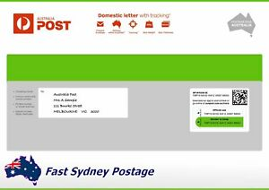 Domestic letter with tracking Large (C4) Prepaid Envelope - Pack of 3,5,10,20,50