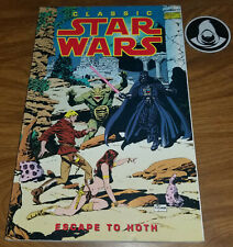 Classic Star Wars Volume 3: Escape to Hoth, Trade Paperback (TPB) Graphic Novel
