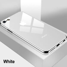 Luxury Hybrid Tempered Glass Phone Case Cover For iPhone 11 Pro XS Max XR 8 7 6S