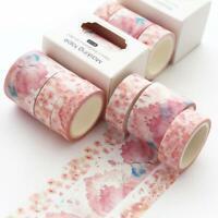3x Ocean Washi Tape Set Klebeband DIY Dekoration Aufkleber Scrapbooking Tape neu