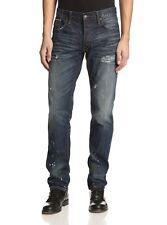 Artisan De Luxe Remington Selvage Men's Classic Straight Jeans $195 NEW 32x34