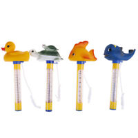 1pc Animal Floating Water Thermometer Swimming Pools Tubs Kid Bath ThermomeZJP
