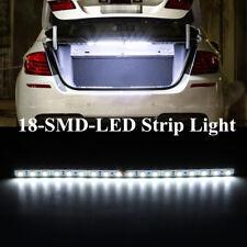 White 18 LED SMD LED Strip Light For Car Trunk Cargo Area Interior Illumination