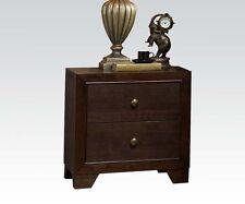 Acme Furniture 19573 Madison Nightstand, Espresso