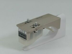 New Denon DL-107 MM Cart Broadcasting(same as DL-103) with Denon PCL-4 headshell