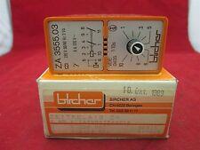 Bircher AG ZA 35555.03 Timer new