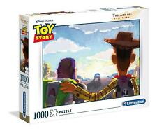 Clementoni The Art Of Disney Toy Story 1000 Piece Jigsaw Puzzle