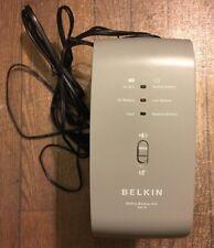 BELKIN BATTERY BACKUP UNIT REV B - BU3DC001-12V- WITH BATTERY NO BOX