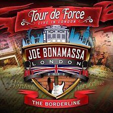 JOE BONAMASSA - TOUR DE FORCE - BORDERLINE NEW VINYL RECORD