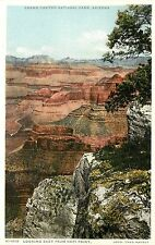 Fred Harvey Phostint Postcard View East from Hopi Point Grand Canyon AZ Unposted