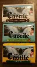 3.9 oz Castile Soap (3-6 Bars) Blue Power Made_In_Jamaican