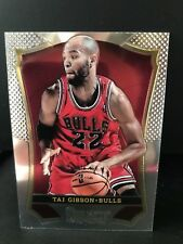 2013-14 Select Basketball Card - Chicago Bulls - Taj Gibson - #6