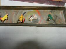 WALTER MERTEN - HO SCALE  - 5 PEOPLE    MADE IN GERMANY