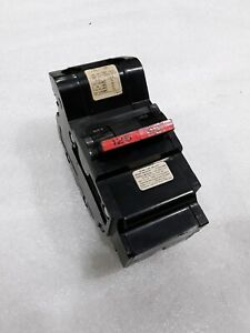 "2P125 FEDERAL PACIFIC 2POLE 125AMP 240V CIRCUIT BREAKER ""2 YEAR WARRANTY"""