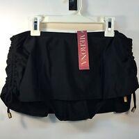 NEW, Women's Swim Skirtini- Black