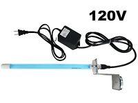 "Pure Uv Light AIR Purifier for Ac Hvac Coil 120v Plug-in 14"" Germicidal Bulb"
