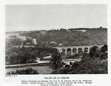23 VALLEE DE LA CREUSE IMAGE 1968 PRINT