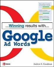 Winning Results with Google Adwords by Andrew E. Goodman (Paperback)