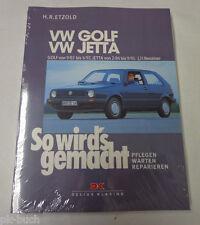 Reparaturanleitung So wird's gemacht VW Golf II / VW Jetta II von 1983 bis 1992