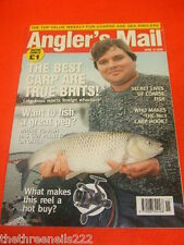 ANGLERS MAIL - BEST CARPS ARE BRITS - APRIL 15 2000