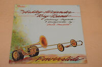 Ashley Alexander Big Band LP Powerslide 1° St Orig 1985 Sealed! Sealed