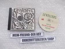 CD Punk Levellers - Come On (3 Song) MCD EAGLE Rock Folk