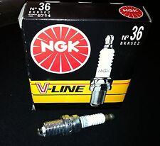 4x FIAT STILO 192 1.6 16v ORIG DENSO candele standard