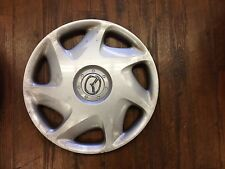 1 Mazda 6 Wheel Cover 2003 2004 Hubcap O/e 16""