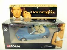 CORGI 007 Definative James Bond Collection Goldeneye BMW Z3 Roadster - 04901