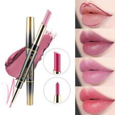 Waterproof 14Color / 2 in 1 Lipstick Matte Lip Liner Super Stay 24Hour