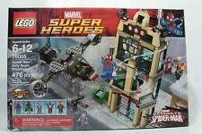 Lego Marvel SH Spiderman - L'Attaque du Daily Buggle - 76005 - Neuf et scellé
