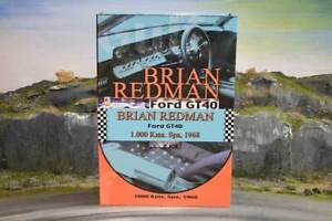 Fly - 96039 - Ford GT40 - Brian Redman Spa 1968 - Boxed Set