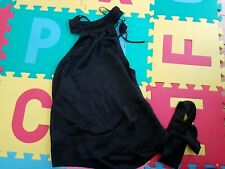 100% Silk Karen Millen Top Size 14