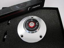 Rizoma Quick Lock Gas Cap for Yamaha, Silver (TF060A)