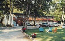 Photo. 1965-7. Hope, BC Canada. The Limberlost Motel