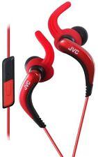Auriculares rojo deportivo