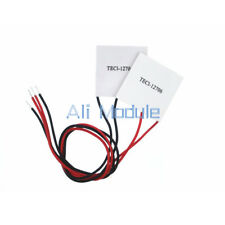 12V 60W TEC1-12706 Heatsink Thermoelectric Cooler Cooling Peltier Plate Module A