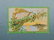Tuck's Postcard: St Patrick Day - Erin Go Bragh