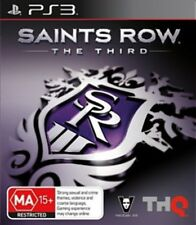 Saints Row The Third (Essentials) Playstation 3 PS3