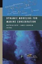 Dynamic Modeling for Marine Conservation (Modeling Dynamic Systems)-ExLibrary