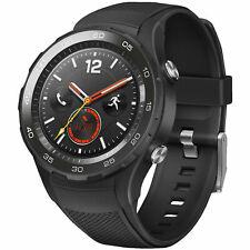 HUAWEI  Watch 2 LTE 4G Smartwatch Kunststoff 140-210 mm Carbon Schwarz Kundenrüc