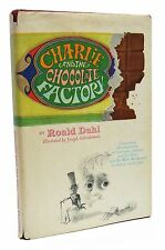Charlie and the Chocolate Factory ~ First Edition ~ Roald Dahl ~Rare First Issue