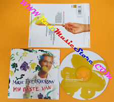 CD MARIE FREDRIKSSON Min baste van 2006 eu MARY JANE (Xs10) no lp mc dvd